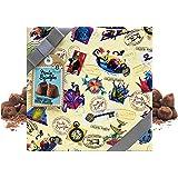 Monty Bojangles Gift Wrap Cocoa Dusted Truffles Assortment 265g