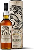 The Singleton of Glendullan Select Single Malt Scotch Whisky - Haus Tully Game of Thrones Limitierte Edition (1 x 0.7 l)