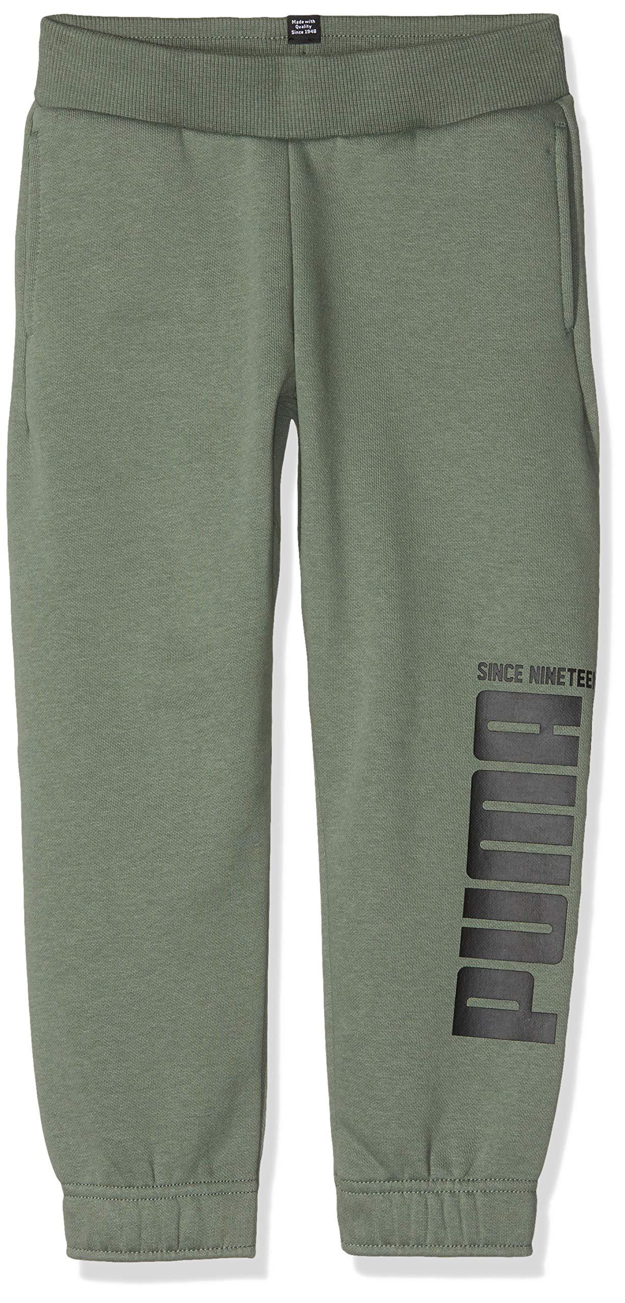 PUMA Rebel Bold Pants FL – Pantalones Niños