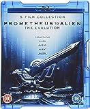 Prometheus To Alien - The Evolution (8 izione: Regno Unito] [Import italien]