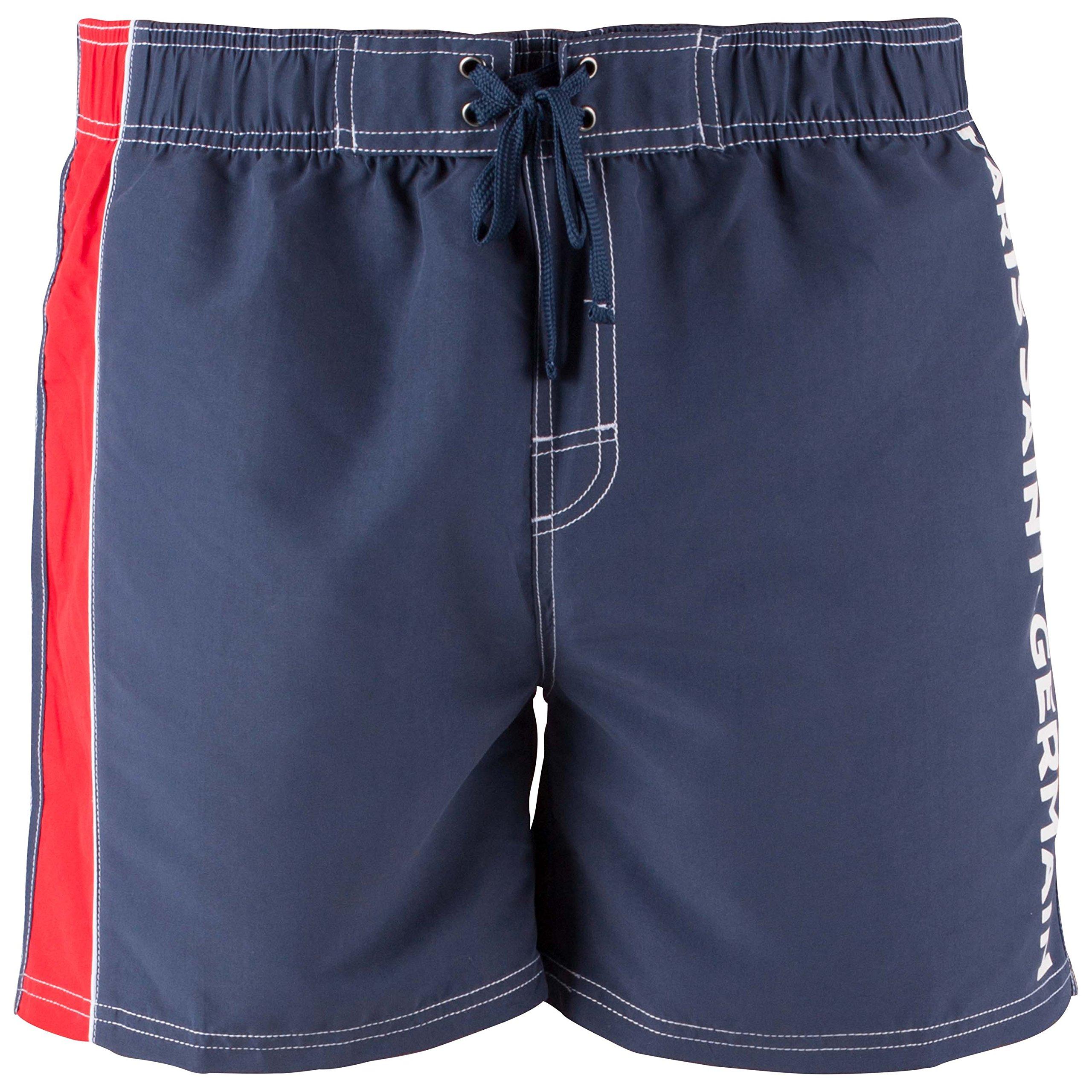 Pantaloncini da bagno, motivo: PSG PARIS SAINT GERMAIN, collezione ufficiale, taglia: bambino, ragaz