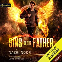 Sins of the Father Omnibus: Sins of the Father, Books 1-3