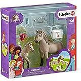 Schleich 42430 - Horse Club Hannahs Erste-Hilfe-Set
