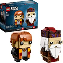 LEGO UK 41621 Conf Good Guys Brickheadz Building Set
