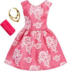Barbie Complete Looks Floral Gown