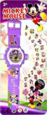 FCS Mickey Mouse Image Projector Kids Watch