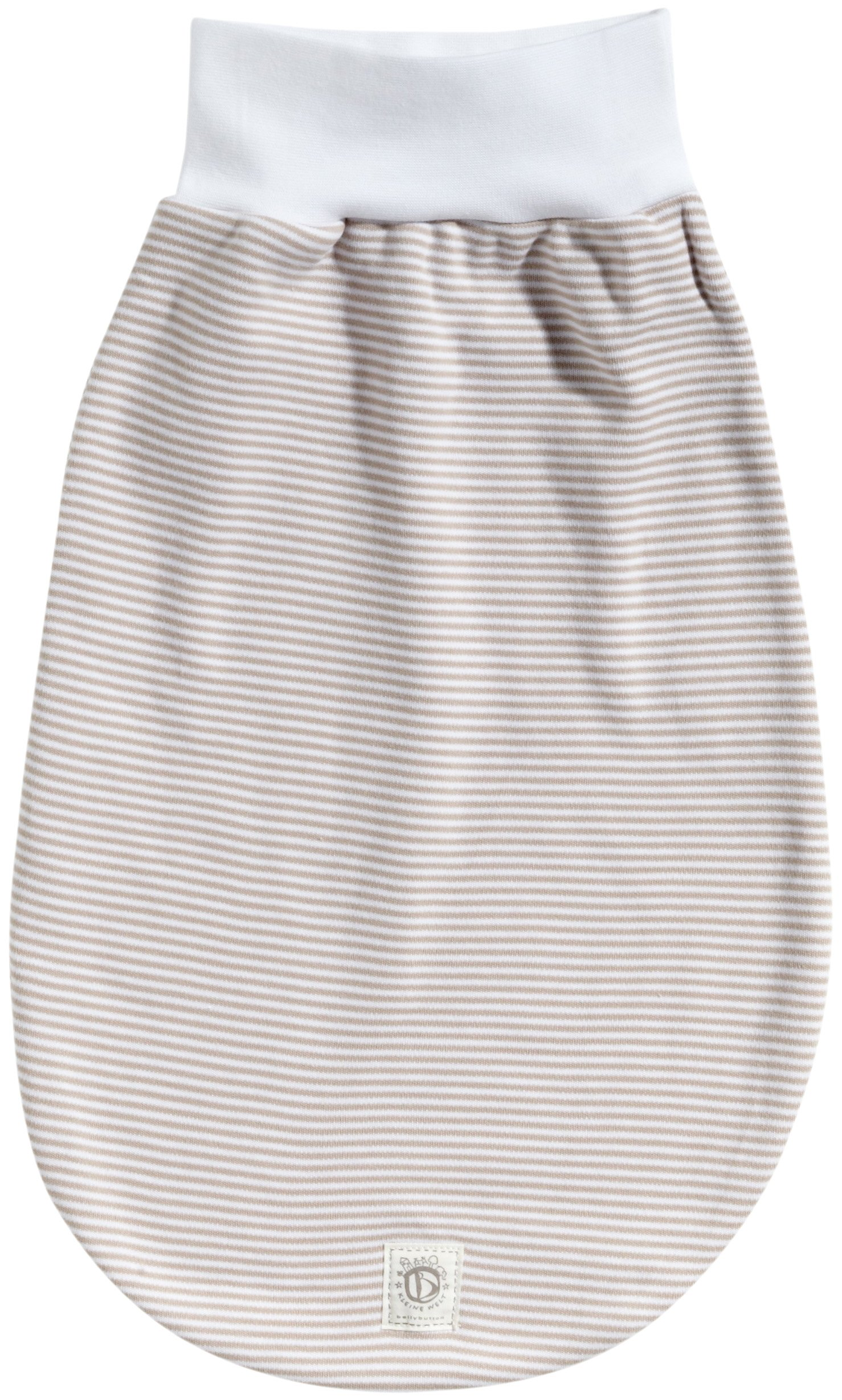 Bellybutton Kids, Sacco nanna, Beige (Beige (white / beige striped ), 0-6 mesi