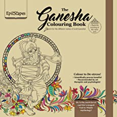 The Ganesha Colouring Book