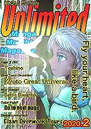 Monthly Manga Magazine Unlimited February 2020