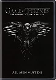 Game of Thrones Complete Fourth Season DVD