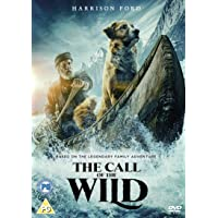 The Call of the Wild DVD [2020]
