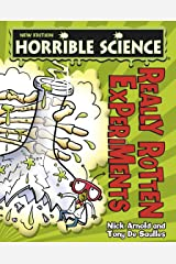Horrible Science: Really Rotten Experiments Kindle Edition