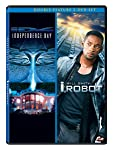 2 Movies Collection: Independence Day + i,Robot