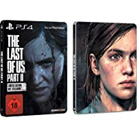 The Last of Us Part II - Exklusive Steelbook Edition [PlayStation 4] (Uncut)