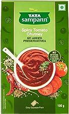 Tata Sampann Tomato Chutney, 100g (Sample)