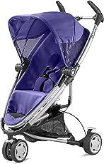 Quinny Zapp Xtra Kinderwagen (superleicht, inkl. Einkaufskorb, Sonnenverdeck, Regenverdeck, Sonnenschirmclip und Adapter für die Babyschale)