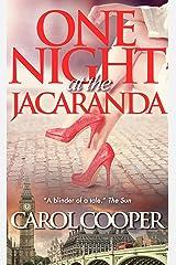 One Night at the Jacaranda Kindle Edition