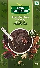 Tata Sampann Tamarind Date Chutney, 100g (Sample)