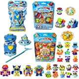 SuperThings Power Machines – Blíster 10 Pack y 16 Sets Sorpresa | Contiene Blister 10 Pack, 1 Battle Spinner, 1 Blíster Power