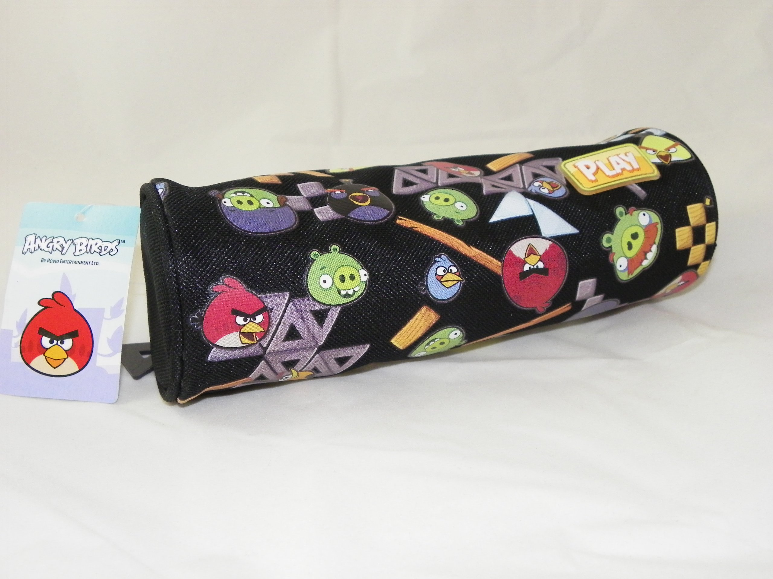 Desconocido Angry Birds in play pencil case