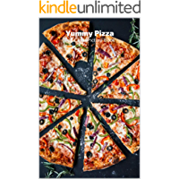 Yummy Pizza Full-Color Picture Book: Pizza Cooking Photography Book