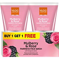 VLCC Mulberry and Rose Facewash 150ml B1G1
