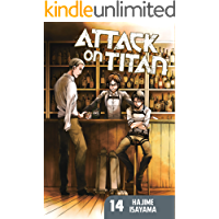 Attack on Titan Vol. 14