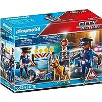 Playmobil - Barrage de Police - 6924