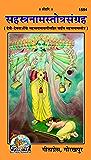 Sahastranaam Stotrasangrah Sahastranamawali Sahit Code 1594 Sanskrit Hindi (Hindi Edition)