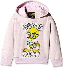 Tweety Girls' Sweatshirt