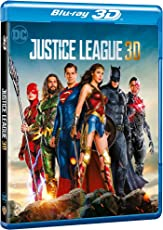 Justice League 3D (Blu-Ray);Justice League