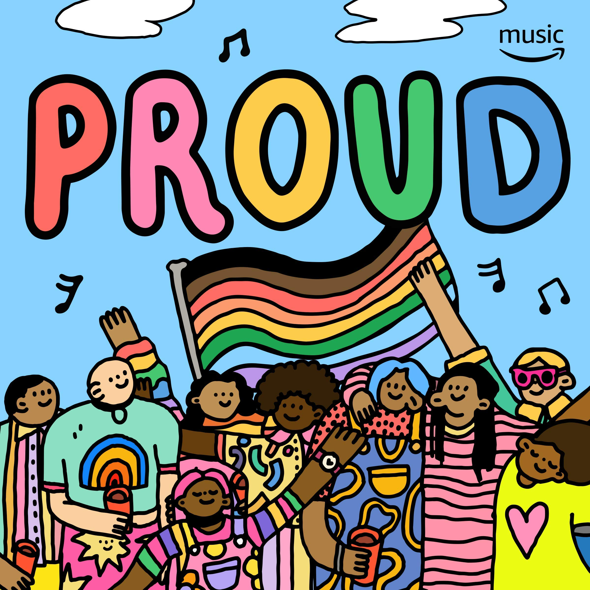 Official Pride in London Playlist