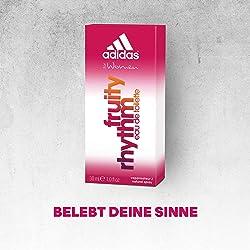 Adidas Fruity Rhythm Eau De Toilette Woda toaletowa dla kobiet 30ml