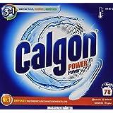 Calgon 3 w 1 Power Pulver – zmiękczacz wody przeciwko osadom kamienia i zabrudzeniom w pralce – zapobiega nieprzyjemnym zapac