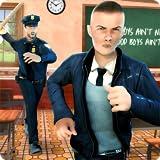 High School Gangster Escape Survival 3D: City Criminal Survivor hero Fighting Action Mission Adventure Game 2018