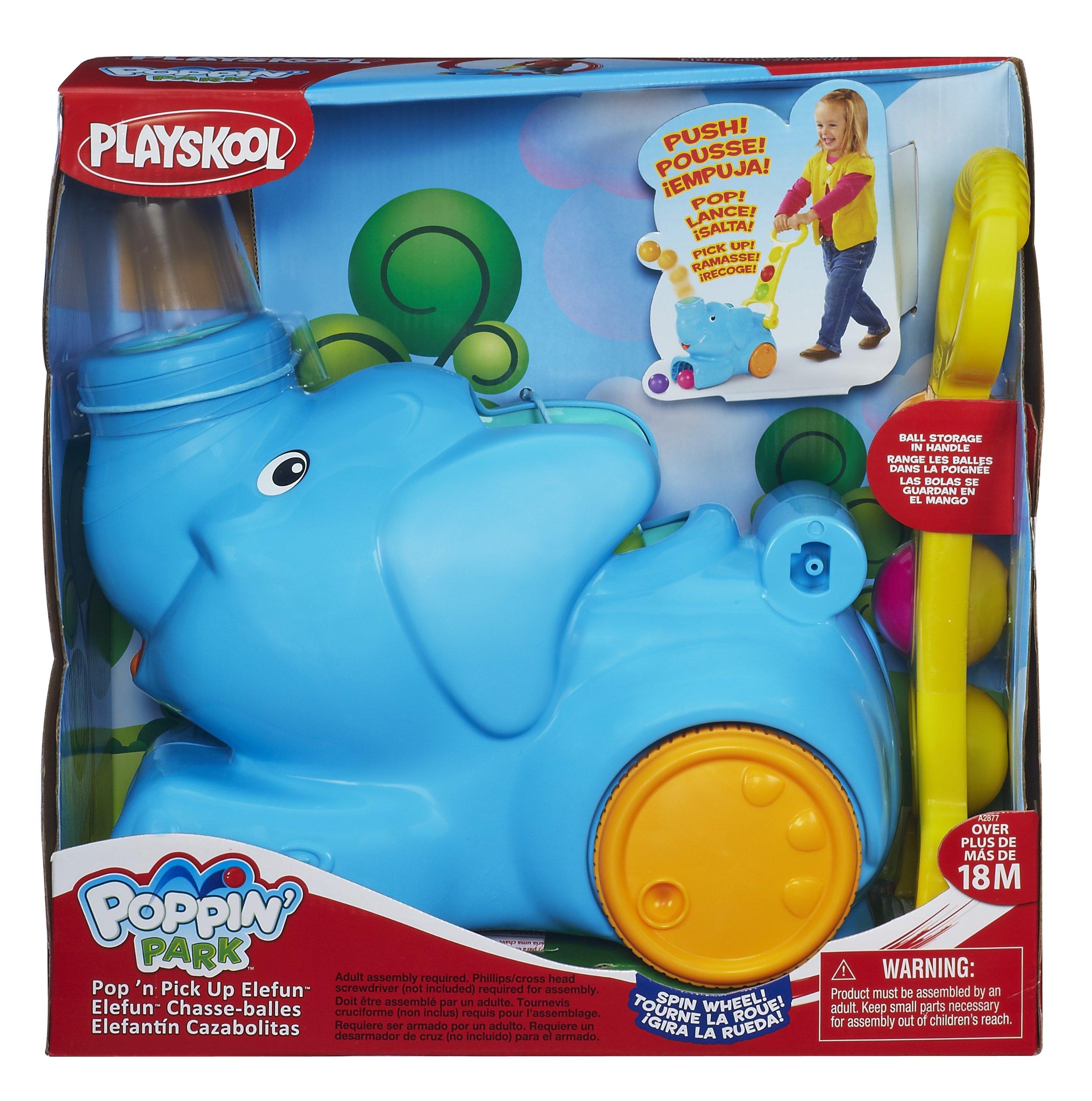 Playskool – Andador Elefun Ball (Hasbro A2877E24)