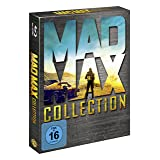 Mad Max - Collection (inkl. Fury Road) [Blu-ray]