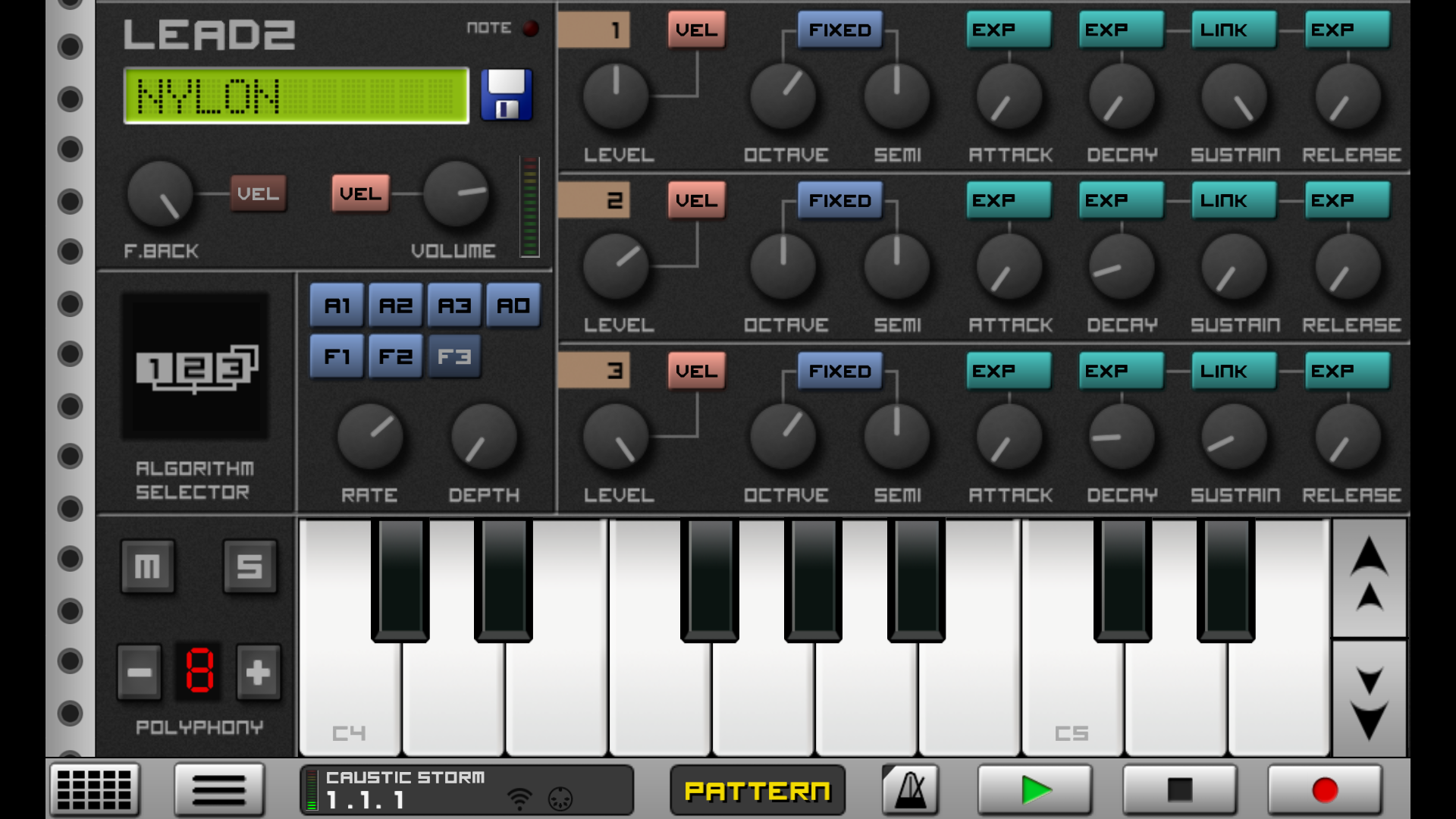 Caustic 3 Amazoncouk Appstore For Android