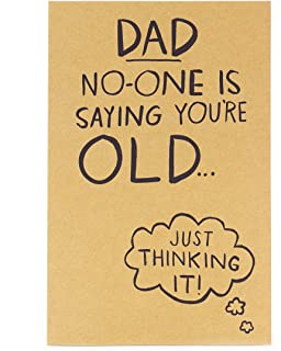 Fathers Day Card Dad from Son Daughter Kids Performance Mark Out of 0//10 Rating Checklist Funny Modern Foil Glitter Luxury Him Quality Verse Words Greeting Note Giving Envelope Seal