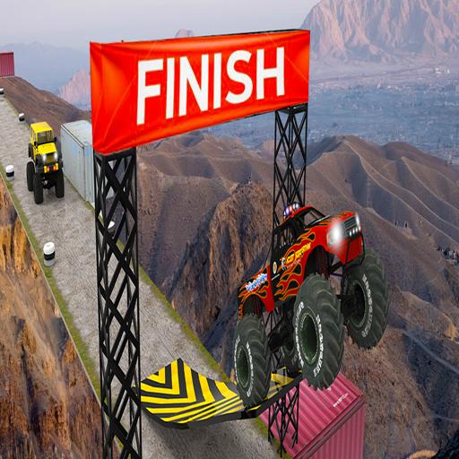 Euro Monster Truck Simulation 3D - Spiele Monster Jam