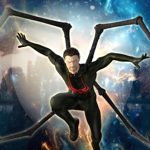 Awesome Arachno Run (Kostenlose Marvel-spiele)