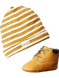 Timberland Crib Bootie W Hat, Chaussons mixte bébé c5deb990681