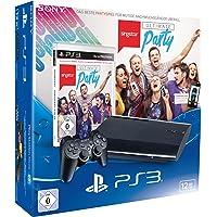 PlayStation 3 - Konsole 12 GB (inkl. DualShock 3 Wireless Controller + SingStar Ultimate Party)