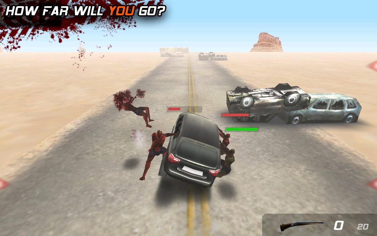 Zombie Highway (No Ads) Screenshot