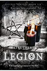 Psychic Surveys Book Six: Legion: A Gripping Supernatural Thriller Kindle Edition