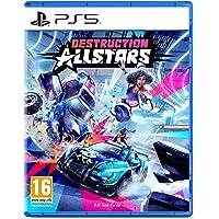 Sony Destruction AllStars sur PS5, Jeu d'action, 1 joueur, Version physique, En français