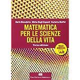 Matematica per scienze della vita. Con Contenuto digitale (fornito elettronicamente)