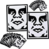 OBEY Sticker Pack 2-icon Face