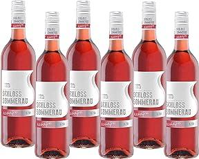 SchlossSommerauRoséwein Alkoholfreier lieblich (6 x 0.75 l)
