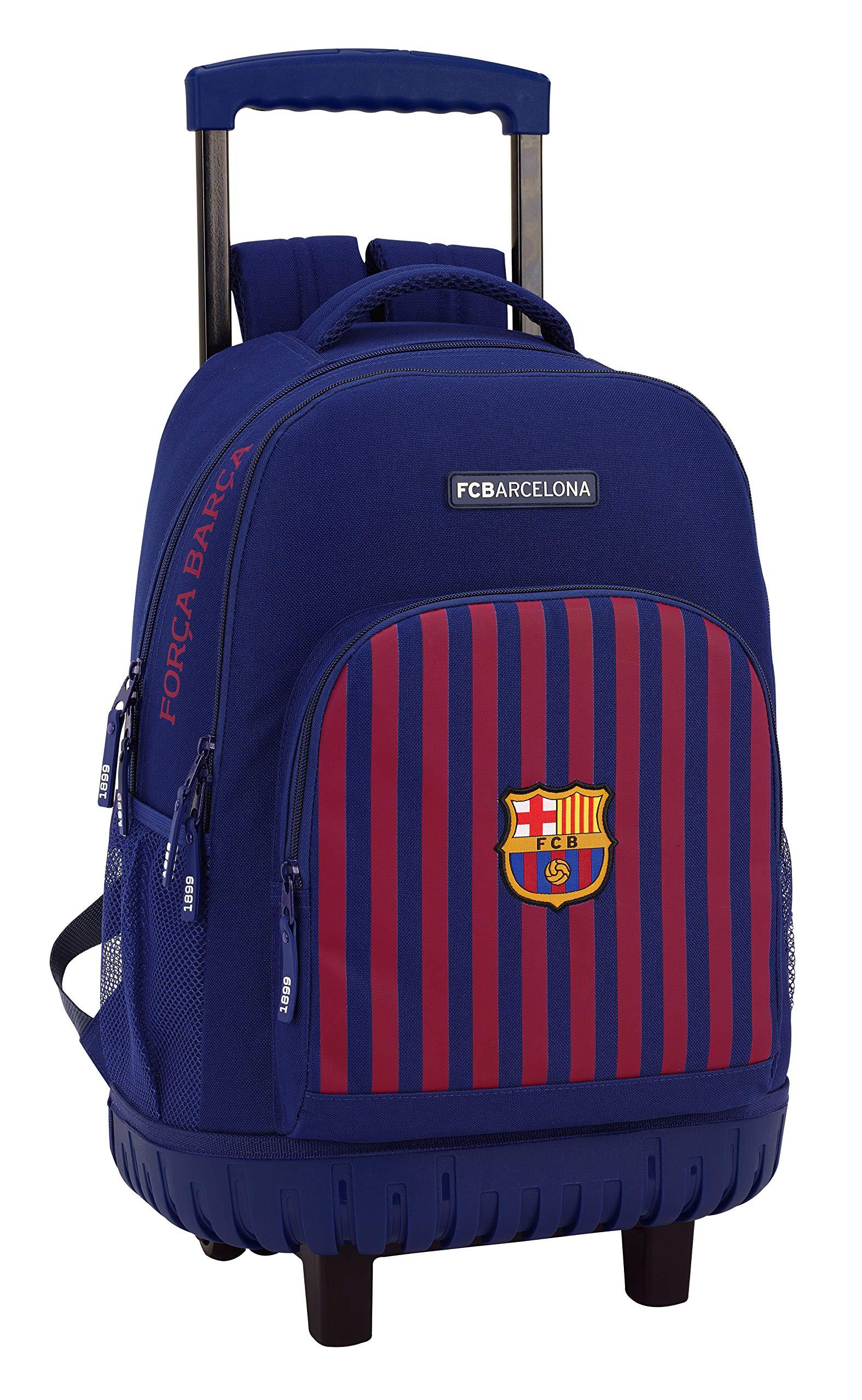 FC Barcelona 611829818 2018 Mochila Escolar ae8ccc49864